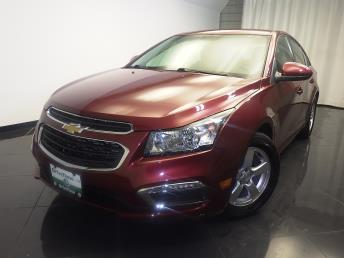 2016 Chevrolet Cruze Limited - 1380036676