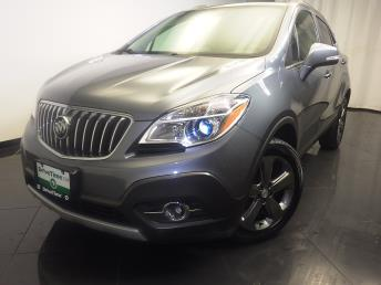 2014 Buick Encore Leather - 1380036683