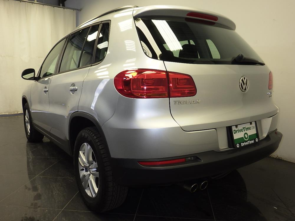 2015 Volkswagen Tiguan 2 0t Se 4motion For Sale In Houston 1380037102 Drivetime