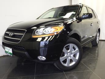 2008 Hyundai Santa Fe Limited - 1380037217