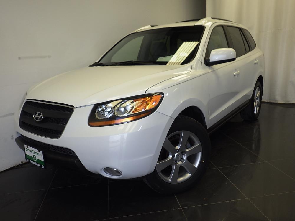 2008 Hyundai Santa Fe - 1380037278