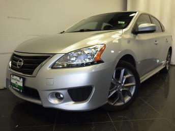 2013 Nissan Sentra SR - 1380037284