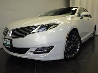 2013 Lincoln MKZ - 1380037390
