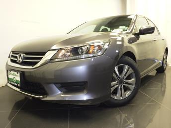 2014 Honda Accord LX - 1380037425