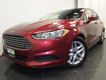 2016 Ford Fusion - 1380037508