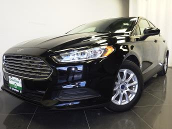2016 Ford Fusion S - 1380037532