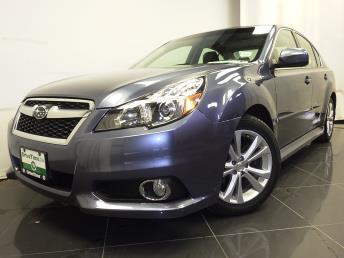 2014 Subaru Legacy 2.5i Limited - 1380037541