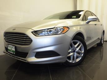 2016 Ford Fusion SE - 1380037618