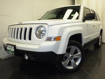 2014 Jeep Patriot Latitude - 1380037633