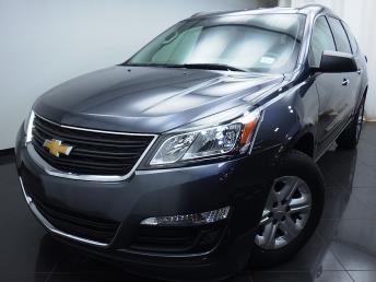 2014 Chevrolet Traverse LS - 1380037707