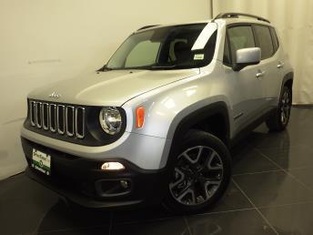2016 Jeep Renegade Latitude - 1380037743