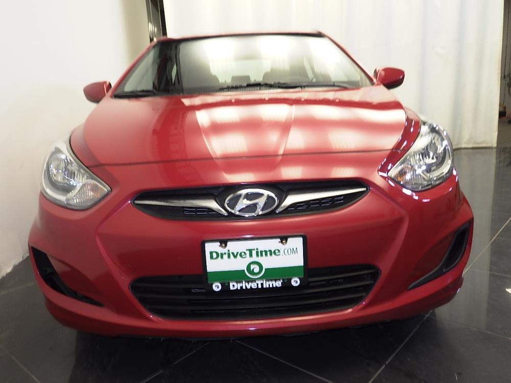 2014 Hyundai Accent GLS - 1380037765