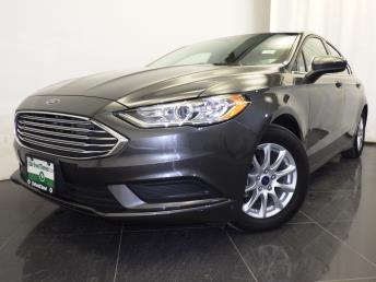 2017 Ford Fusion S - 1380037821