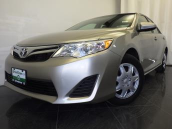 2014 Toyota Camry LE - 1380037927