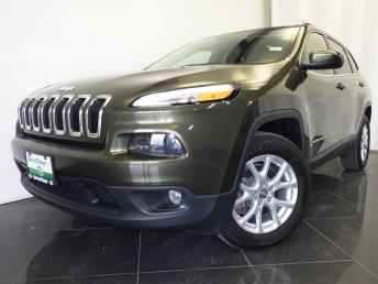 2016 Jeep Cherokee Latitude - 1380037941