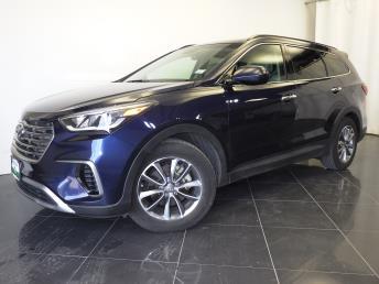 2017 Hyundai Santa Fe SE - 1380038103