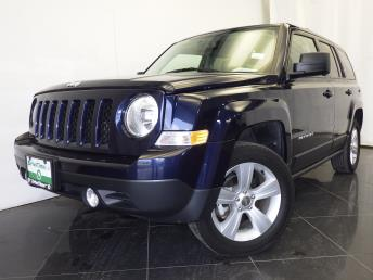 2016 Jeep Patriot Latitude - 1380038129
