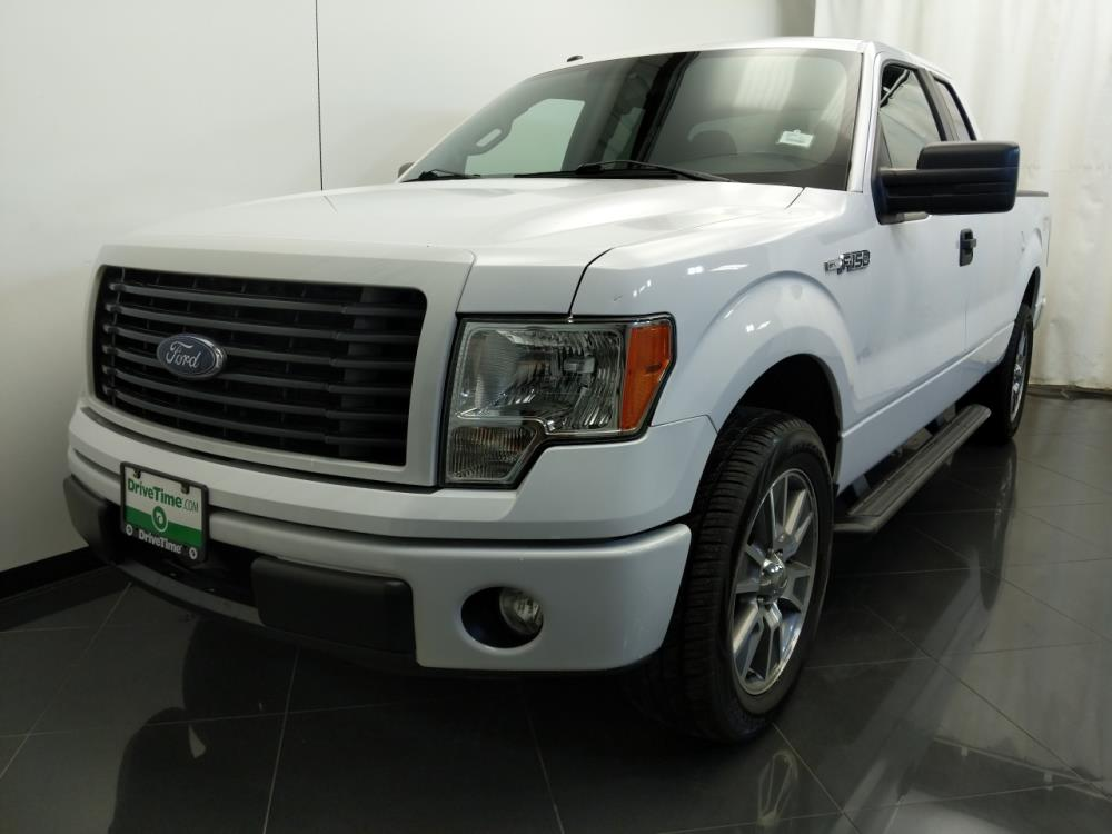 2014 ford f 150 super cab stx 6 5 ft for sale in houston 1380038184 drivetime. Black Bedroom Furniture Sets. Home Design Ideas
