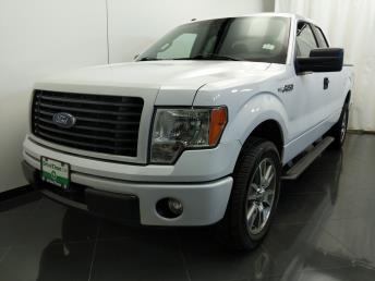 2014 Ford F-150 Super Cab STX 6.5 ft - 1380038184