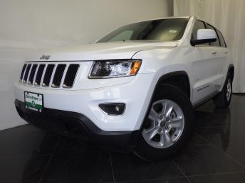 2016 Jeep Grand Cherokee Laredo - 1380038198