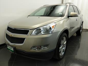 Used 2011 Chevrolet Traverse
