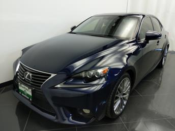 2014 Lexus IS 250  - 1380038487