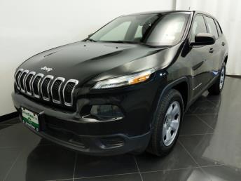 2014 Jeep Cherokee Sport - 1380038492