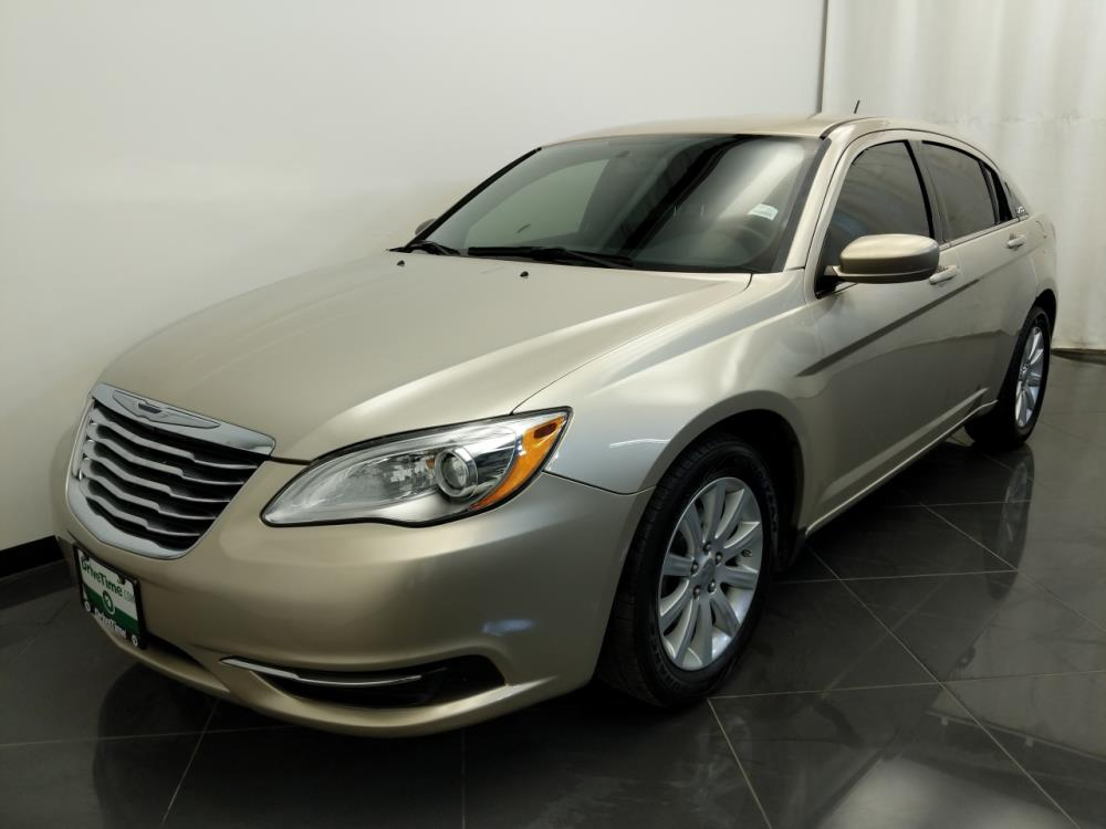 2014 Chrysler 200 Touring - 1380038494