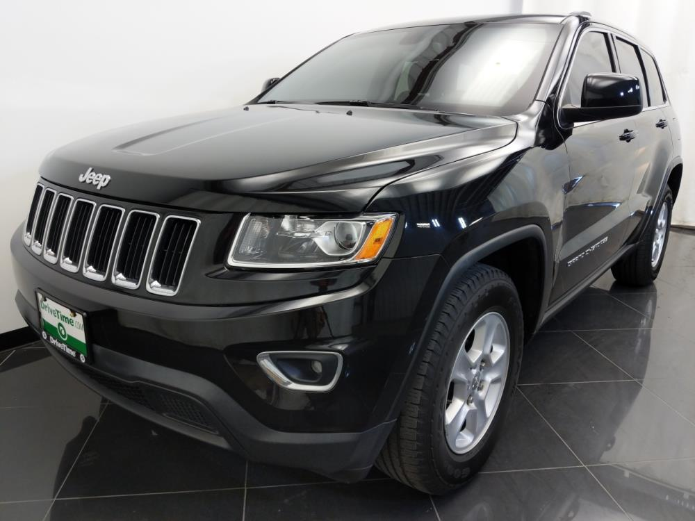 2014 jeep grand cherokee laredo for sale in houston 1380038520 drivetime. Black Bedroom Furniture Sets. Home Design Ideas