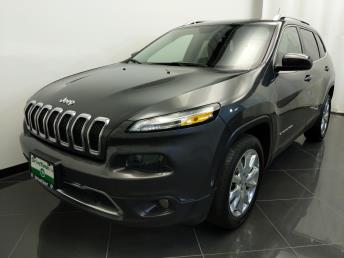 2016 Jeep Cherokee Limited - 1380038534