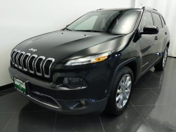 2016 Jeep Cherokee Limited - 1380038535