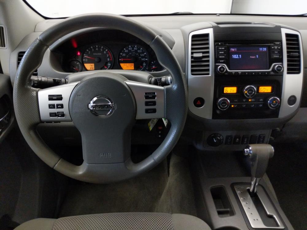 2015 Nissan Frontier Crew Cab SV 5 ft - 1380038577