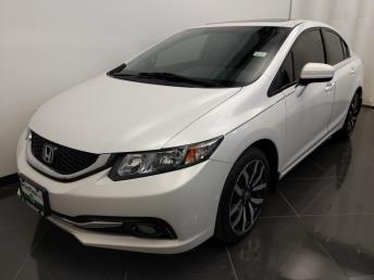 2015 Honda Civic EX-L - 1380038583