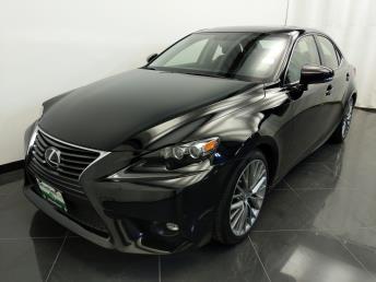 2015 Lexus IS IS 250 - 1380038601