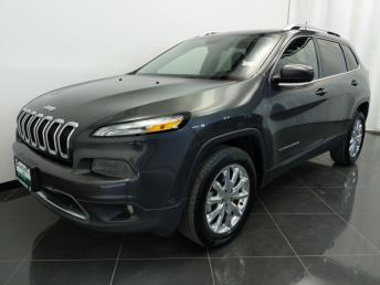 2016 Jeep Cherokee Limited - 1380038643