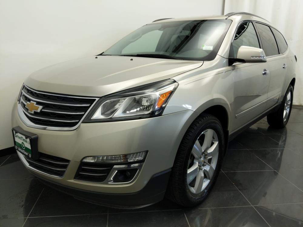 Drivetime Payment Center >> 2014 Chevrolet Traverse LTZ for sale in Houston | 1380038659 | DriveTime