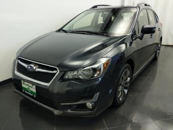 2016 Subaru Impreza 2.0i Sport Premium - 1380038674