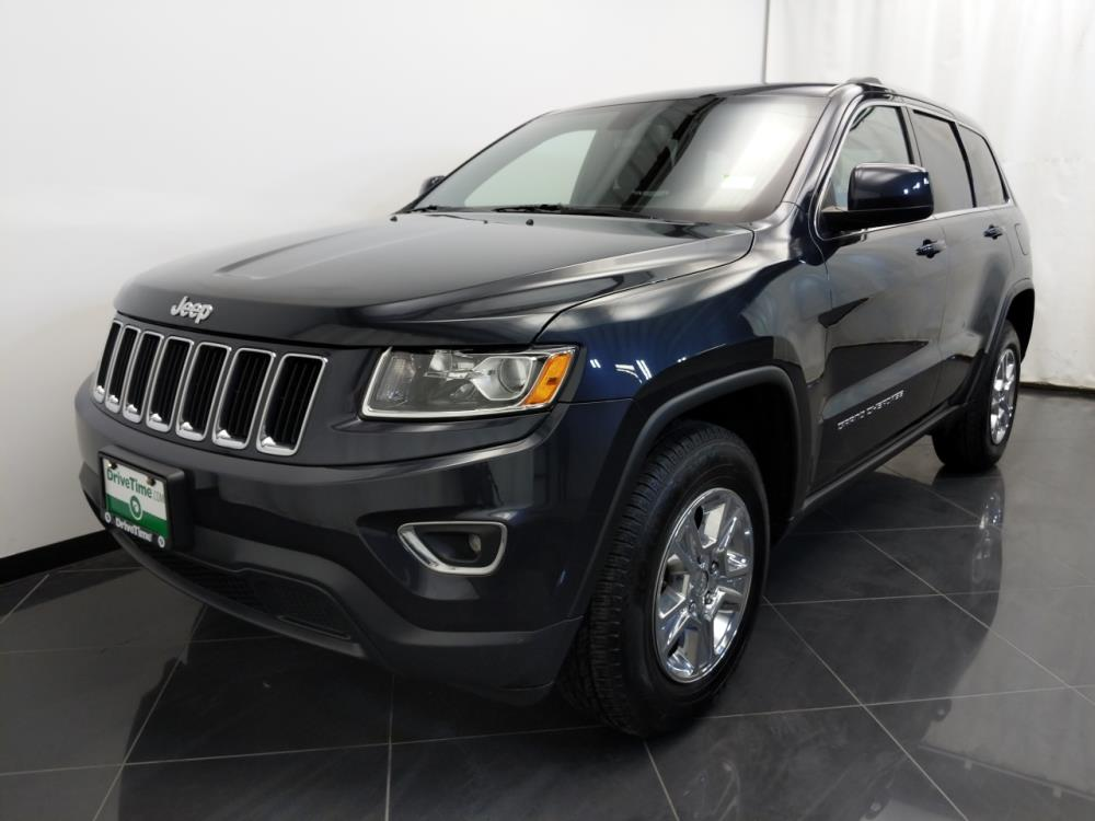 2014 jeep grand cherokee laredo e for sale in houston 1380038722 drivetime. Black Bedroom Furniture Sets. Home Design Ideas
