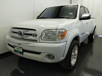 Used 2006 Toyota Tundra