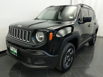 2017 Jeep Renegade Sport - 1380038755