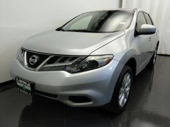 2012 Nissan Murano S - 1380038775