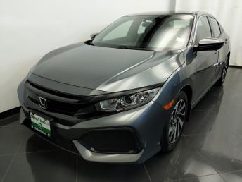 2017 Honda Civic LX - 1380038816