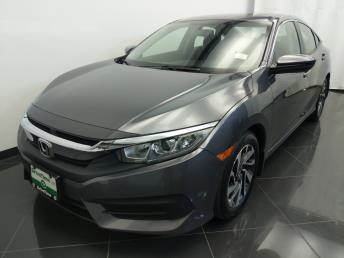 2016 Honda Civic EX - 1380038818