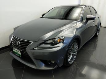 2015 Lexus IS 250  - 1380038838