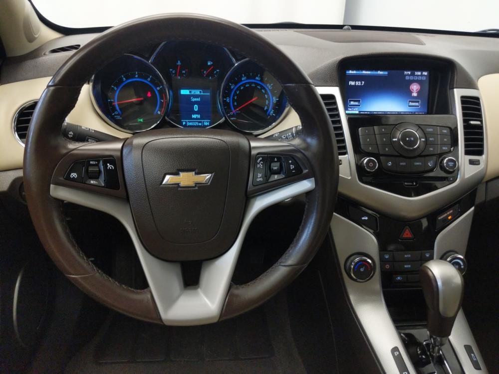 2015 Chevrolet Cruze LTZ - 1380038844