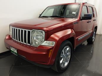 2010 Jeep Liberty Limited - 1380038974