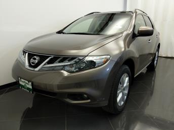 Used 2012 Nissan Murano