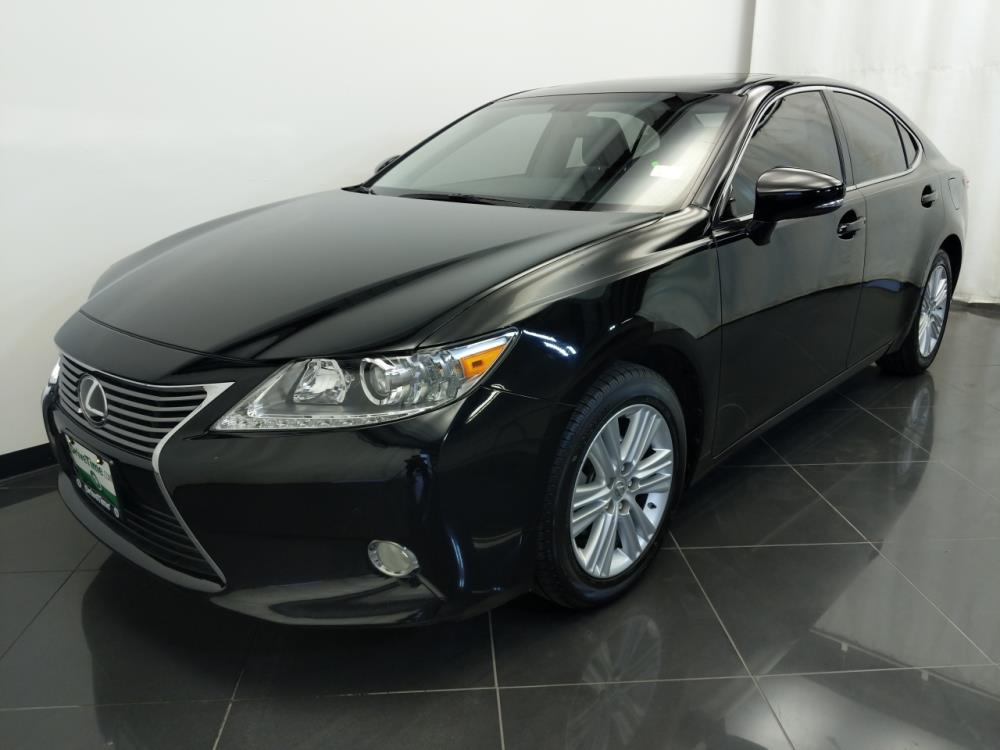 2014 lexus es 350 for sale in houston 1380038998 drivetime. Black Bedroom Furniture Sets. Home Design Ideas