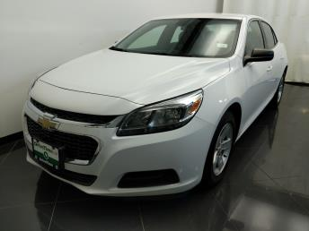2016 Chevrolet Malibu Limited LS - 1380039002