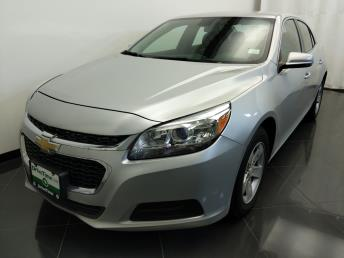 2016 Chevrolet Malibu Limited LT - 1380039013